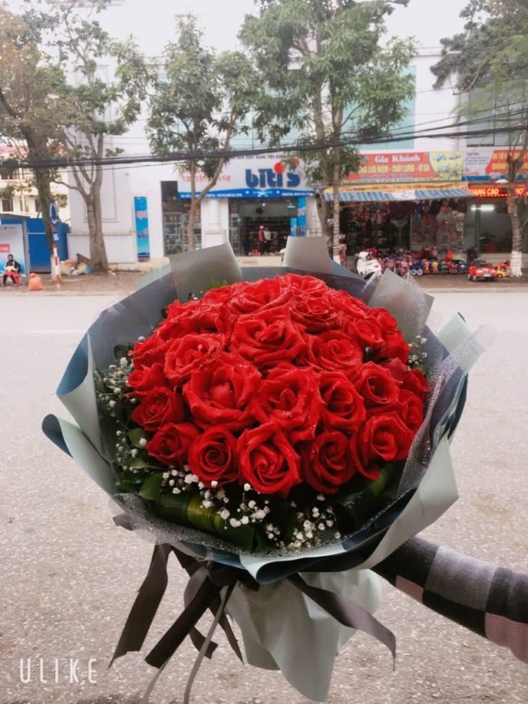 Shop hoa tươi Tân An