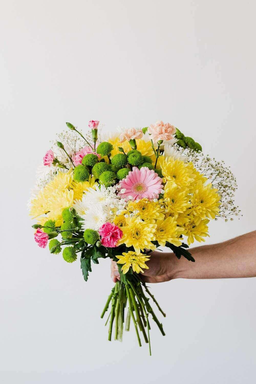 Hoa tươi giúp bạn hưởng thụ cuộc sống